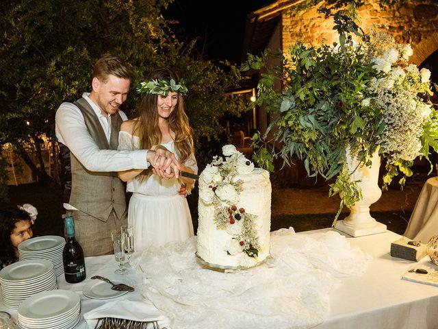 Il matrimonio di John e Sunna a Todi, Perugia 3