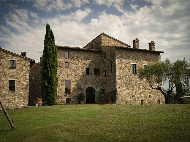 Il matrimonio di John e Sunna a Todi, Perugia 5