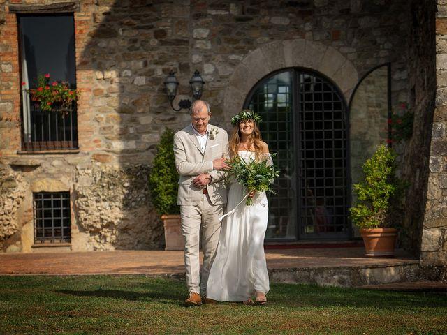 Il matrimonio di John e Sunna a Todi, Perugia 17