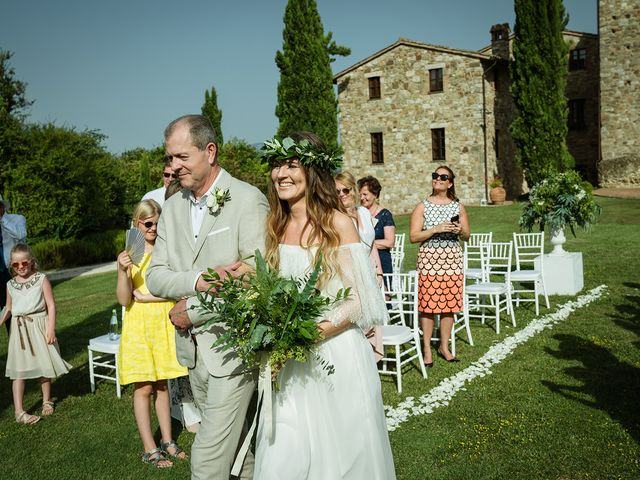 Il matrimonio di John e Sunna a Todi, Perugia 18