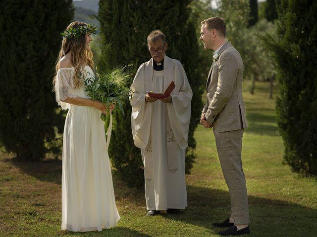 Il matrimonio di John e Sunna a Todi, Perugia 19