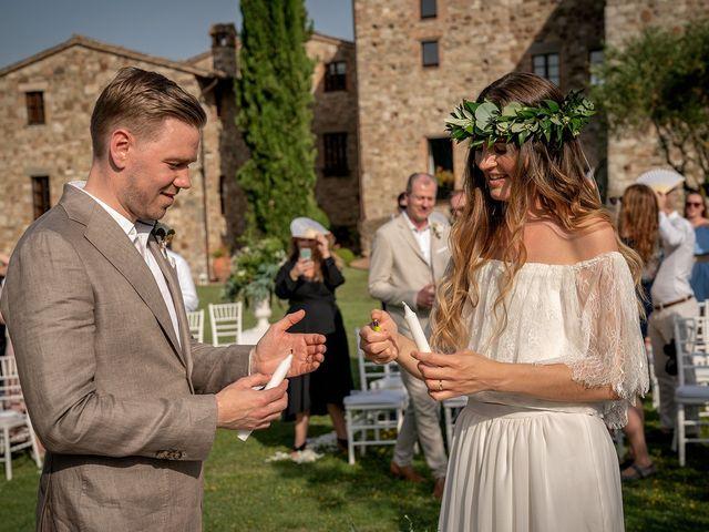 Il matrimonio di John e Sunna a Todi, Perugia 22