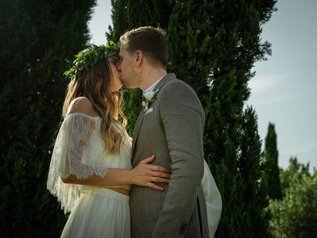 Il matrimonio di John e Sunna a Todi, Perugia 25