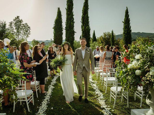 Il matrimonio di John e Sunna a Todi, Perugia 27