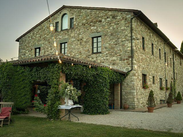 Il matrimonio di John e Sunna a Todi, Perugia 41