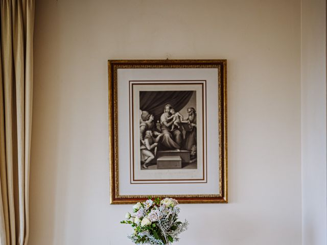 Il matrimonio di Silvia e Antonio a Bassano Romano, Viterbo 3