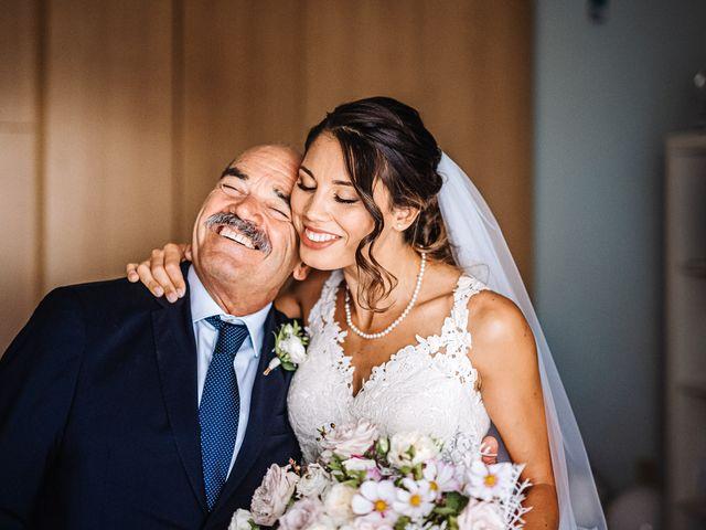 Il matrimonio di Silvia e Antonio a Bassano Romano, Viterbo 6