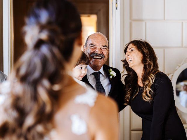Il matrimonio di Silvia e Antonio a Bassano Romano, Viterbo 15