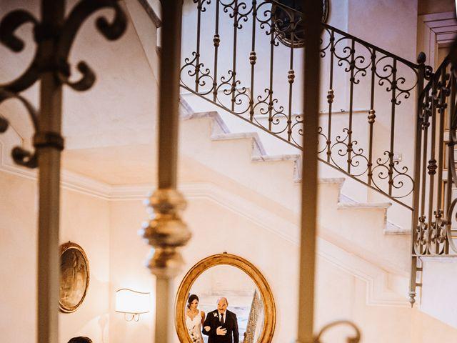 Il matrimonio di Silvia e Antonio a Bassano Romano, Viterbo 16