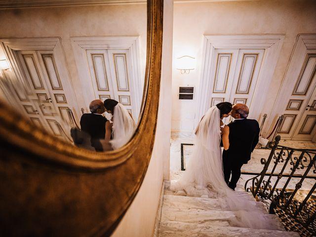 Il matrimonio di Silvia e Antonio a Bassano Romano, Viterbo 17