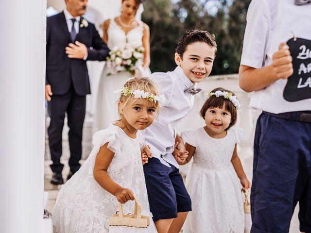 Il matrimonio di Silvia e Antonio a Bassano Romano, Viterbo 19