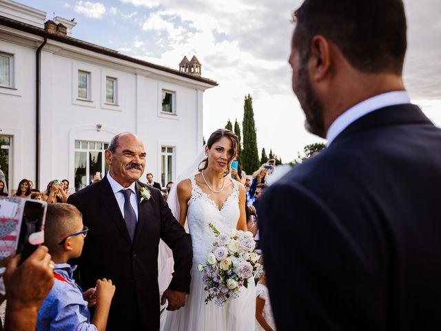 Il matrimonio di Silvia e Antonio a Bassano Romano, Viterbo 24