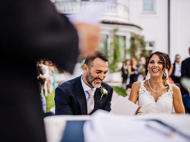 Il matrimonio di Silvia e Antonio a Bassano Romano, Viterbo 27