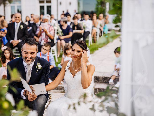 Il matrimonio di Silvia e Antonio a Bassano Romano, Viterbo 29