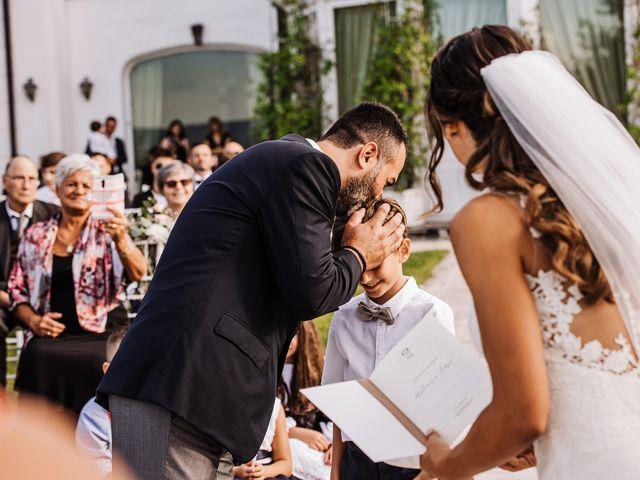 Il matrimonio di Silvia e Antonio a Bassano Romano, Viterbo 31