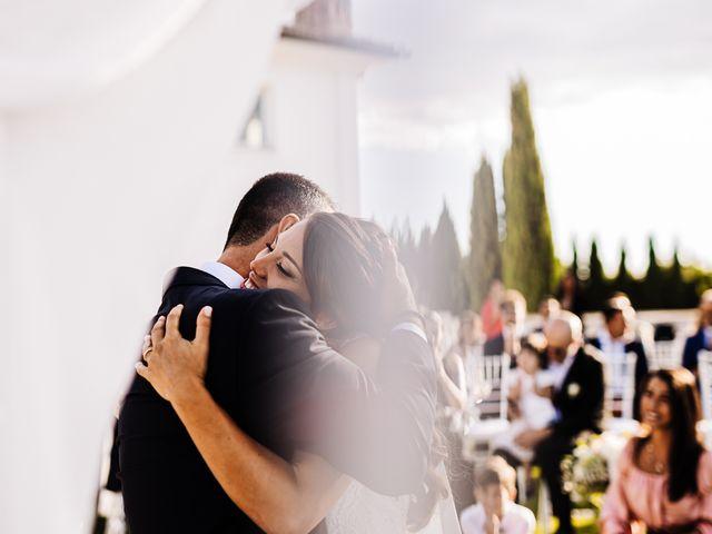 Il matrimonio di Silvia e Antonio a Bassano Romano, Viterbo 34