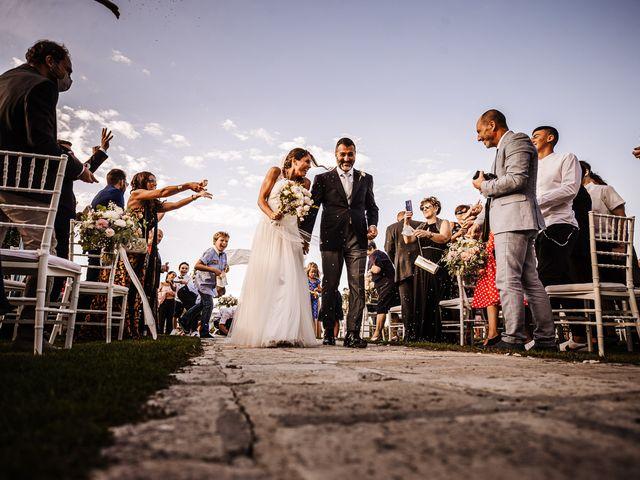 Il matrimonio di Silvia e Antonio a Bassano Romano, Viterbo 38
