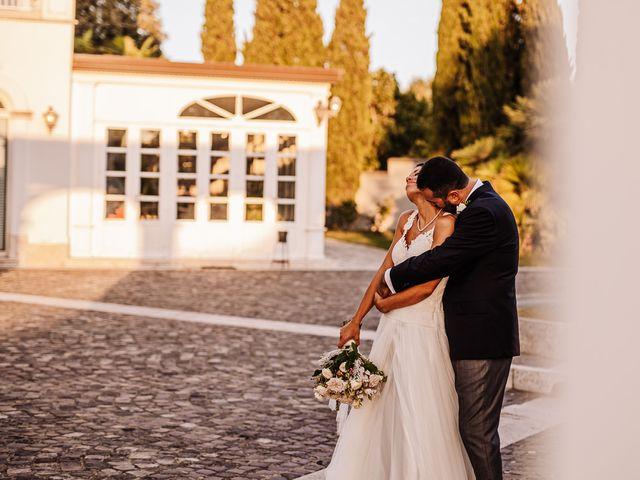 Il matrimonio di Silvia e Antonio a Bassano Romano, Viterbo 44