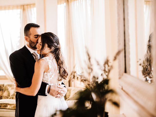 Il matrimonio di Silvia e Antonio a Bassano Romano, Viterbo 46