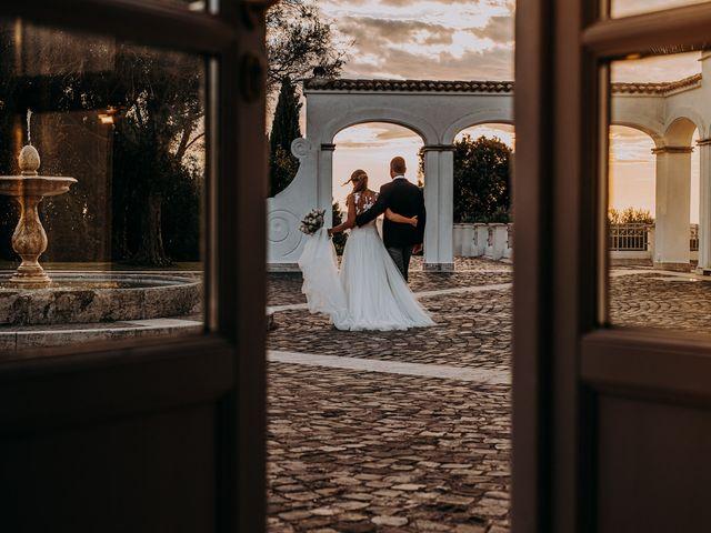 Il matrimonio di Silvia e Antonio a Bassano Romano, Viterbo 49
