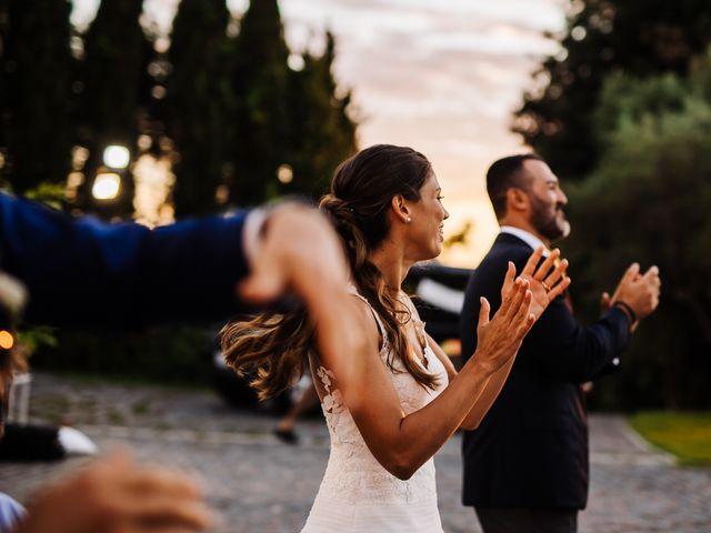 Il matrimonio di Silvia e Antonio a Bassano Romano, Viterbo 51