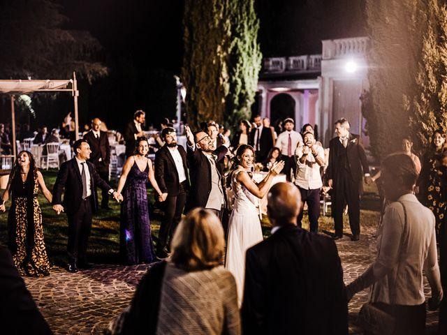 Il matrimonio di Silvia e Antonio a Bassano Romano, Viterbo 57