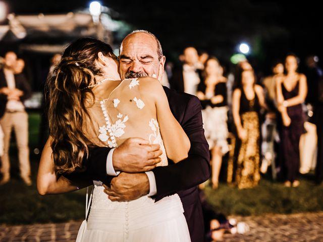 Il matrimonio di Silvia e Antonio a Bassano Romano, Viterbo 59