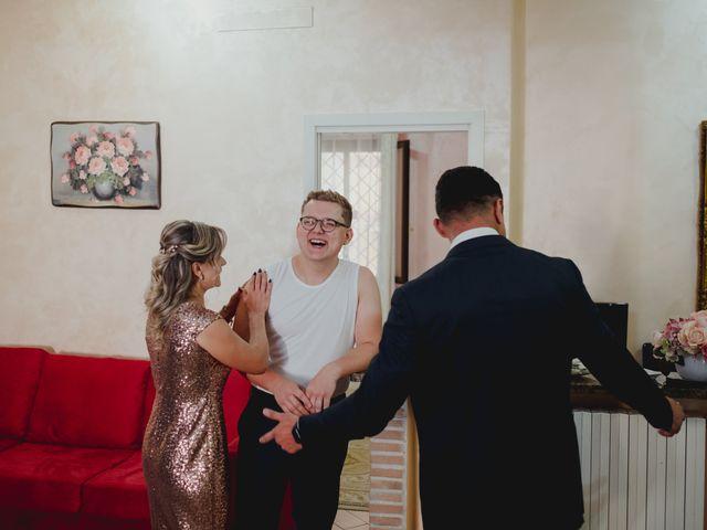 Il matrimonio di Emanuel e Nicole a Roma, Roma 4