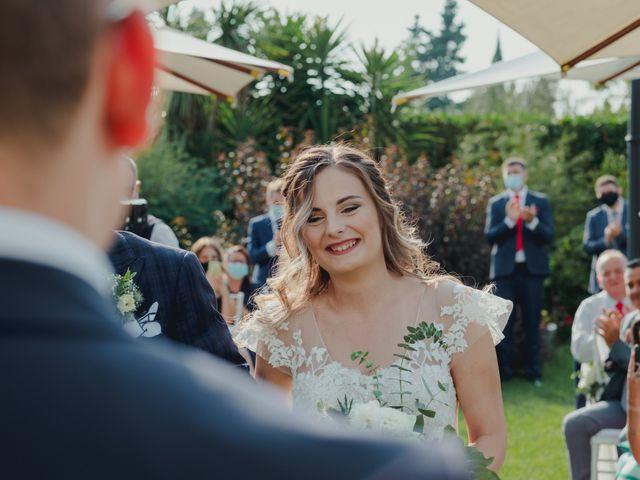 Il matrimonio di Emanuel e Nicole a Roma, Roma 38
