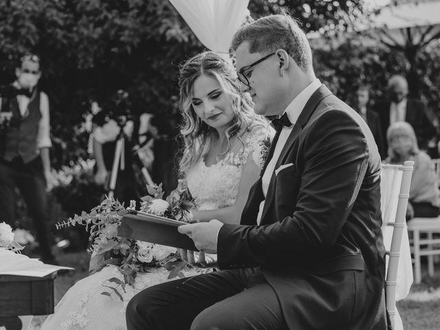 Il matrimonio di Emanuel e Nicole a Roma, Roma 47