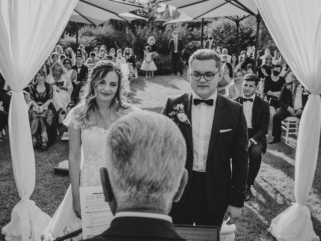 Il matrimonio di Emanuel e Nicole a Roma, Roma 50