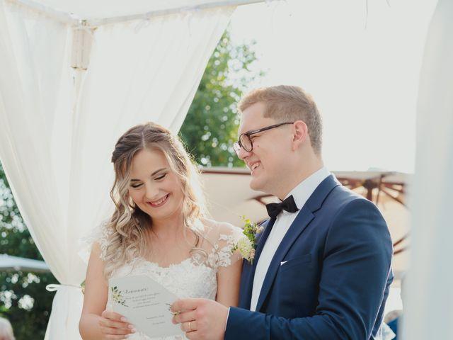 Il matrimonio di Emanuel e Nicole a Roma, Roma 53