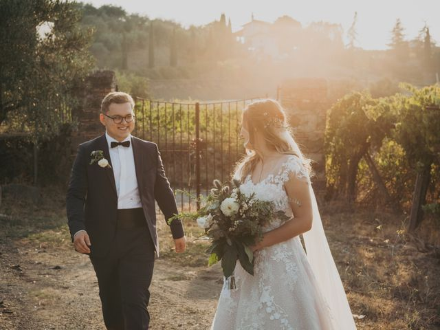 Il matrimonio di Emanuel e Nicole a Roma, Roma 57