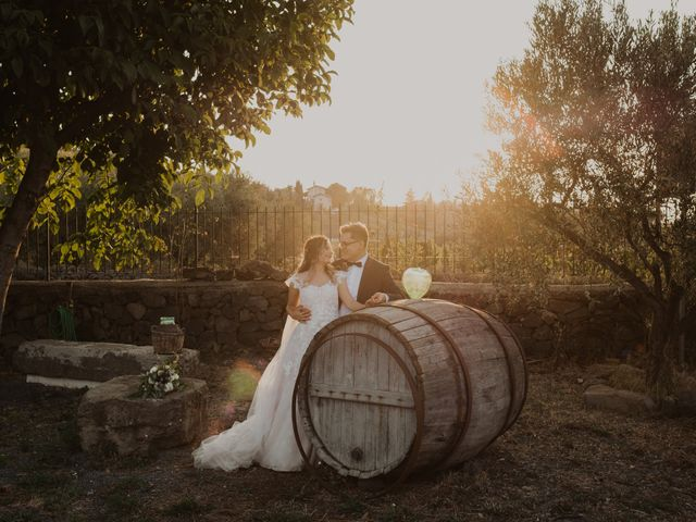 Il matrimonio di Emanuel e Nicole a Roma, Roma 1
