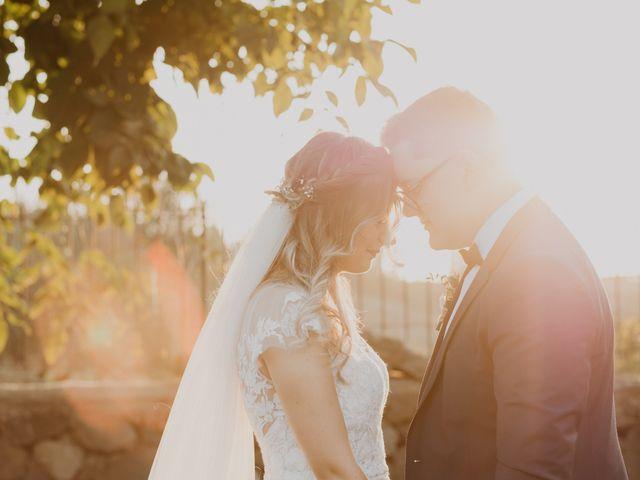 Le nozze di Nicole e Emanuel
