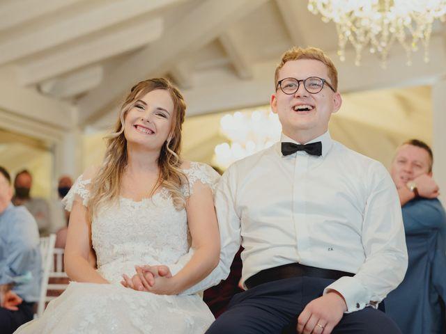 Il matrimonio di Emanuel e Nicole a Roma, Roma 74