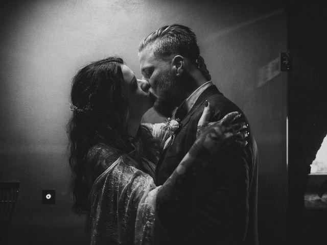 Le nozze di Nadine e Gregory
