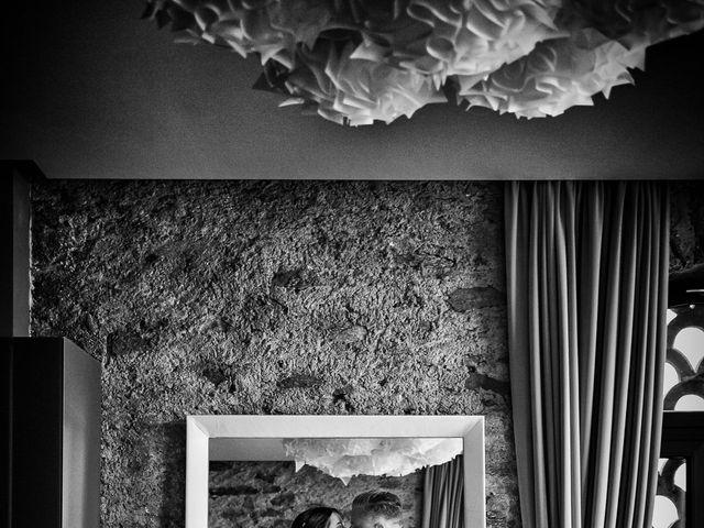 Il matrimonio di Gregory e Nadine a Luino, Varese 2