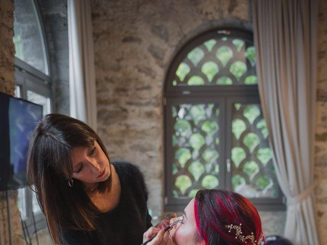 Il matrimonio di Gregory e Nadine a Luino, Varese 5