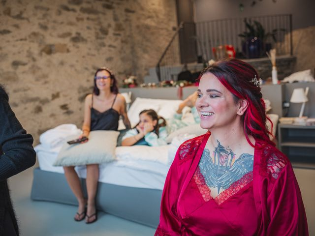 Il matrimonio di Gregory e Nadine a Luino, Varese 6