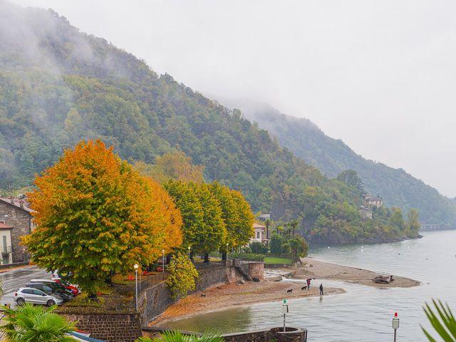 Il matrimonio di Gregory e Nadine a Luino, Varese 8