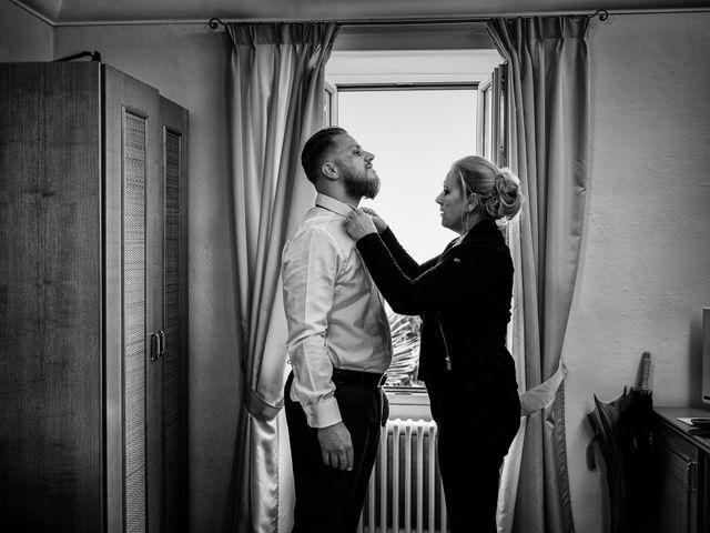 Il matrimonio di Gregory e Nadine a Luino, Varese 17