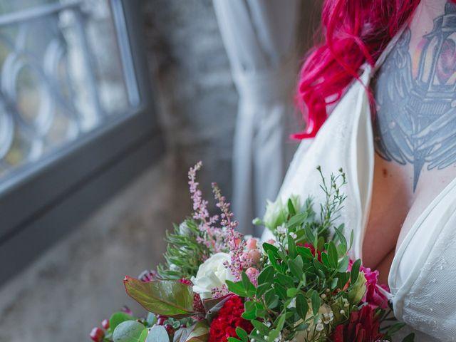 Il matrimonio di Gregory e Nadine a Luino, Varese 32