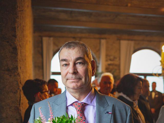 Il matrimonio di Gregory e Nadine a Luino, Varese 36