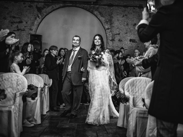 Il matrimonio di Gregory e Nadine a Luino, Varese 37