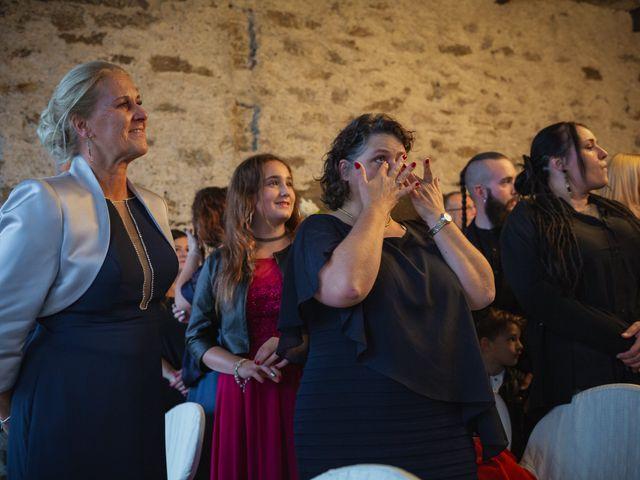 Il matrimonio di Gregory e Nadine a Luino, Varese 40