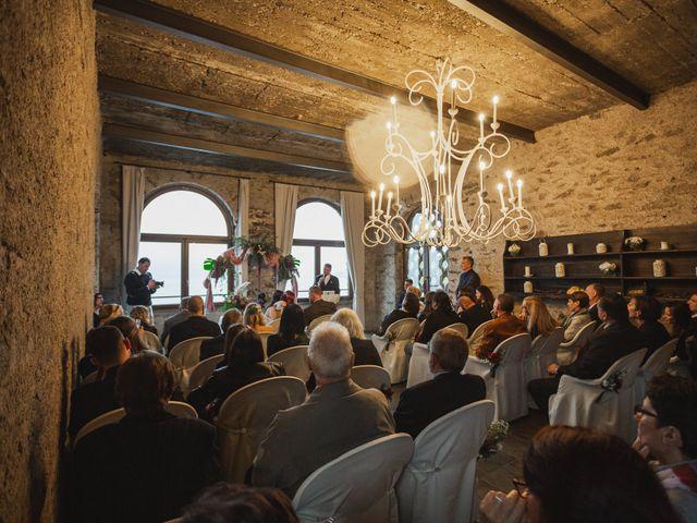 Il matrimonio di Gregory e Nadine a Luino, Varese 47