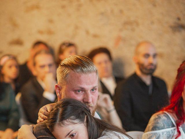 Il matrimonio di Gregory e Nadine a Luino, Varese 49