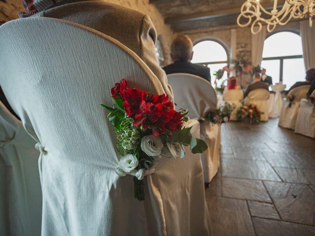 Il matrimonio di Gregory e Nadine a Luino, Varese 50