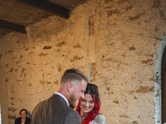 Il matrimonio di Gregory e Nadine a Luino, Varese 52